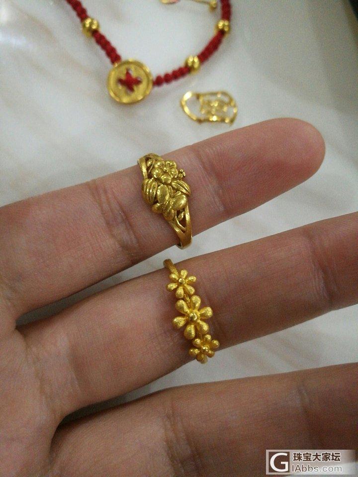 老妈的古董戒指_戒指金