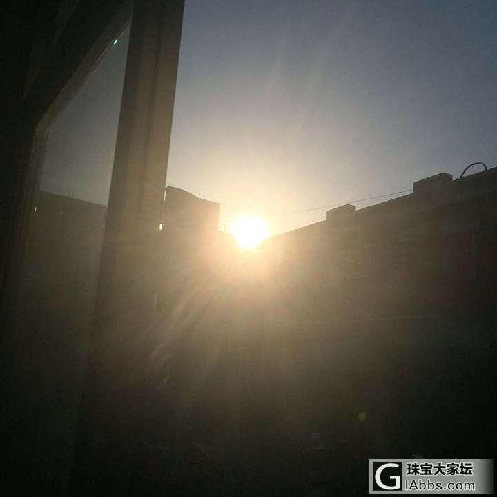 4月,夏天就要來了 今天好熱!_翡翠