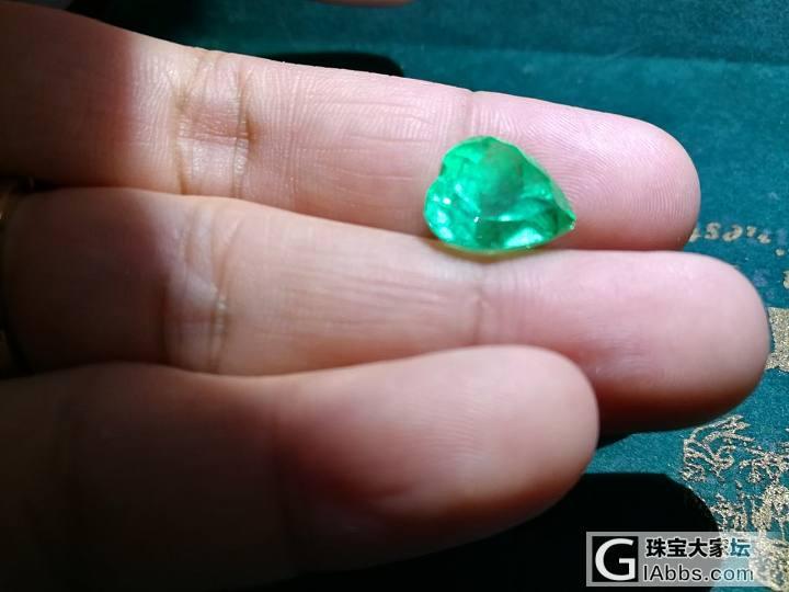 这是祖母绿吗