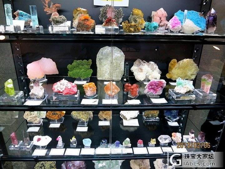 想買點好礦標研究還真是困難..._矿物标本彩色宝石