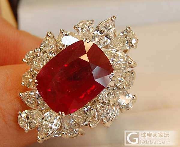一名专业珠宝采购写给小白们关于如何买红宝石的建议_红宝石