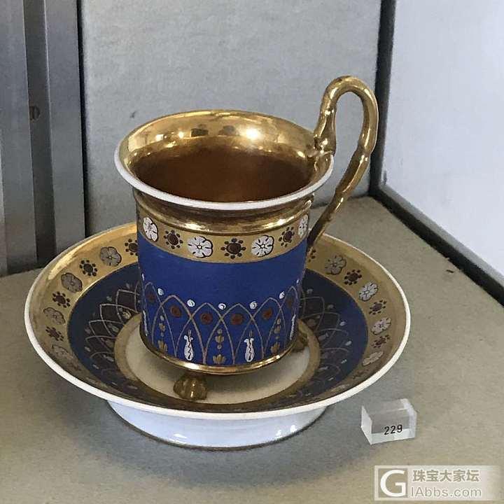 拿破仑和美第奇家族的瓷器藏品欣赏_古董首饰博物馆
