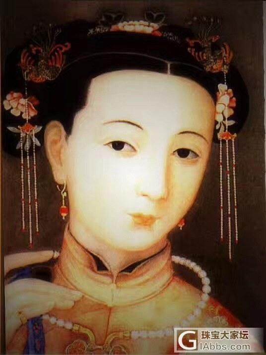 从尹雪艳的蜜丝佛陀说开去【得瑟帖之二,我和我的民国首饰情节】_古董首饰