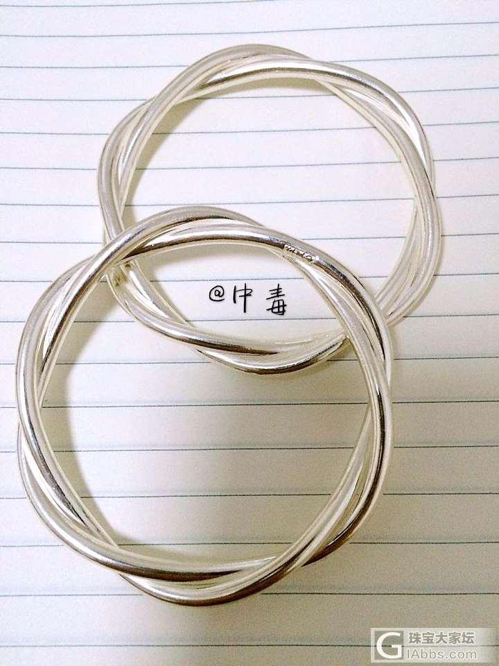 【中毒】有一种气质叫松麻_手镯银