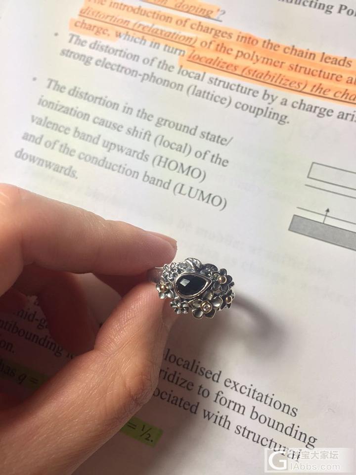 這個戒指有改小的kenengma_潘多拉戒指925銀