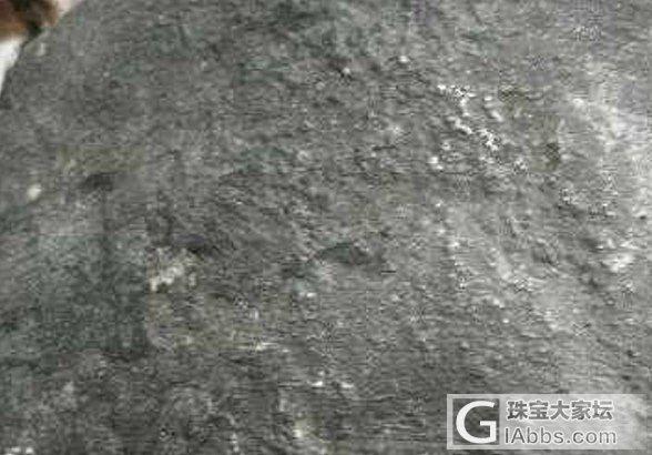 翡翠原石中的藓有哪些类别?_翡翠赌石