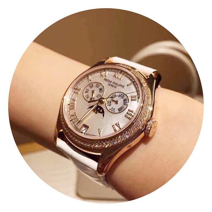 PP的4936J_百达翡丽手表