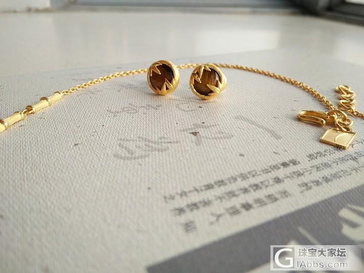 我爱中国风🇨🇳_项链耳钉金