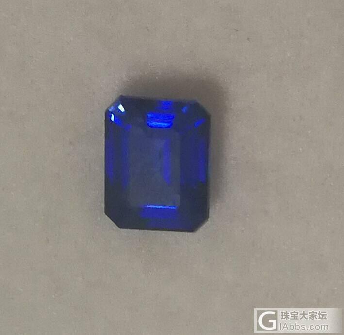 紧急求助,请大家帮我看看这几颗斯里兰卡蓝宝石