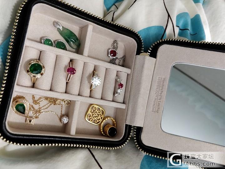 我可能缺个旅行首饰盒_红宝石蓝宝石金钻石翡翠市场