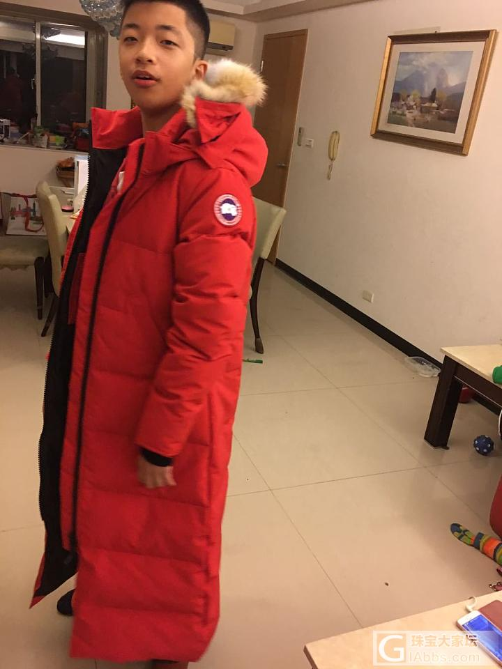 熱騰騰的加拿大鵝終於到手了.....可是我已經咳嗽十幾天了_穿搭