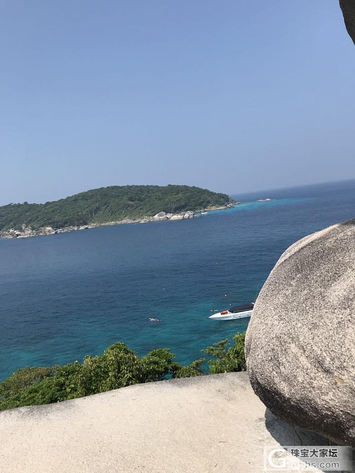 去了趟 斯米兰真TM远呀_景色泰国旅游