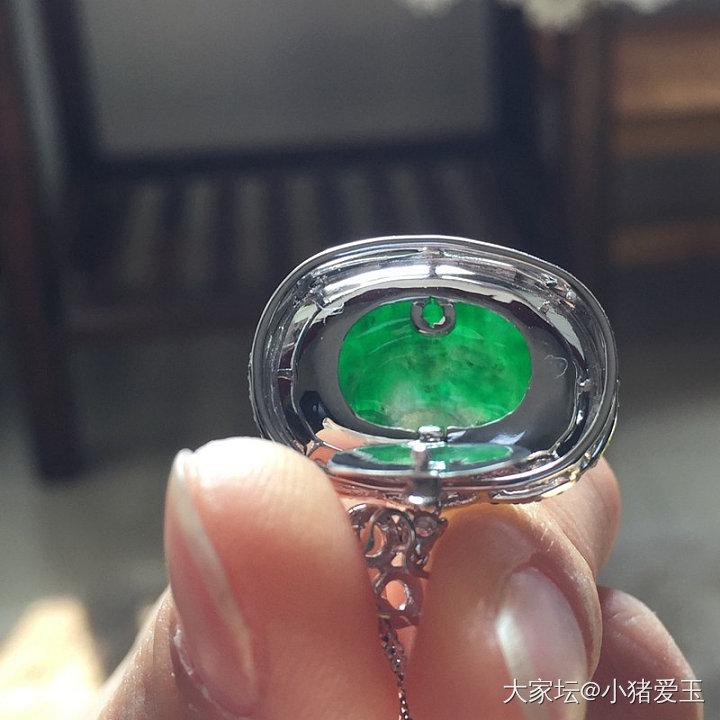 辣绿如意_翡翠