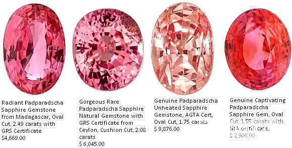 想收一颗1.08克拉的帕帕拉恰_求款式蓝宝石
