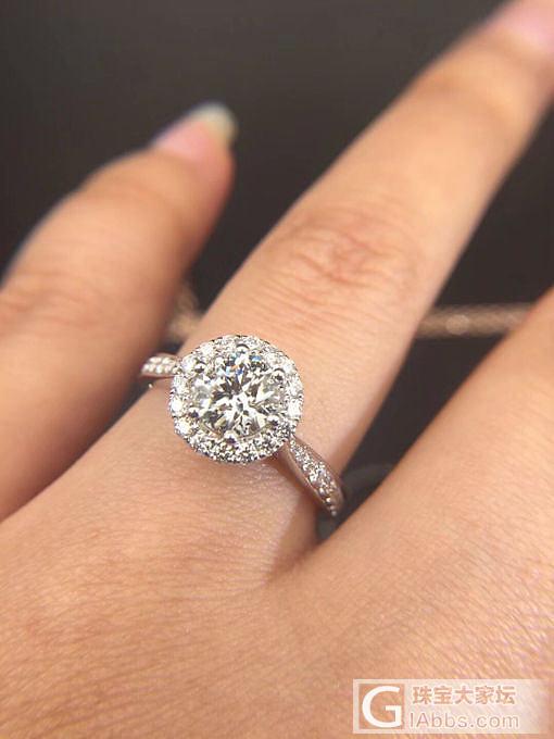 1卡钻石求豪镶款式?_求款式戒指钻石