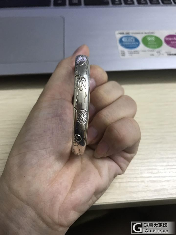 银镯_手镯银