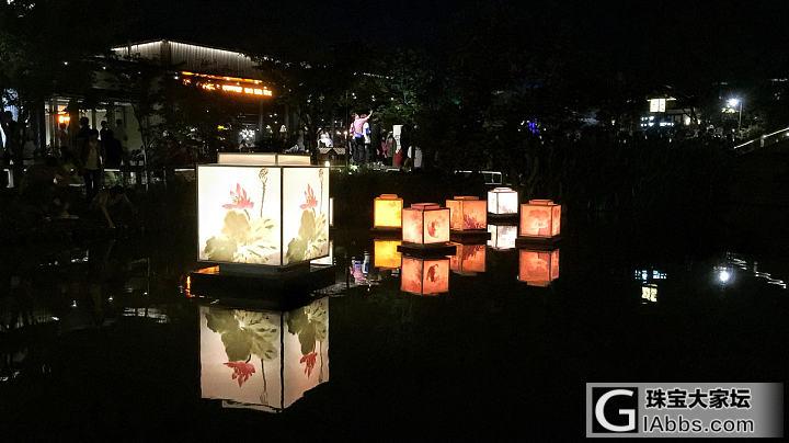 国庆拈花湾随拍_旅游上海