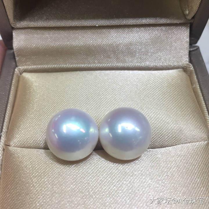 爱迪生白珠,光泽可以喔_珍珠