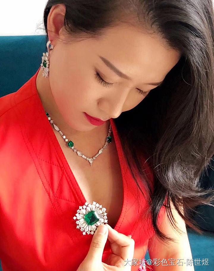 越花越有钱的秘诀就是买珠宝 能带来美的愉悦和感受 还能带来更多财富 何乐而不为!..._首饰