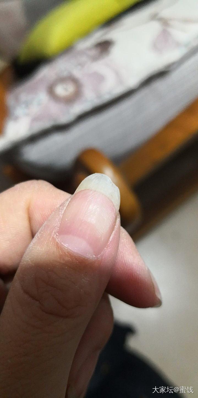 手工制作蜜蜡扣子,指甲都磨木有啦_打磨琥珀蜜蜡