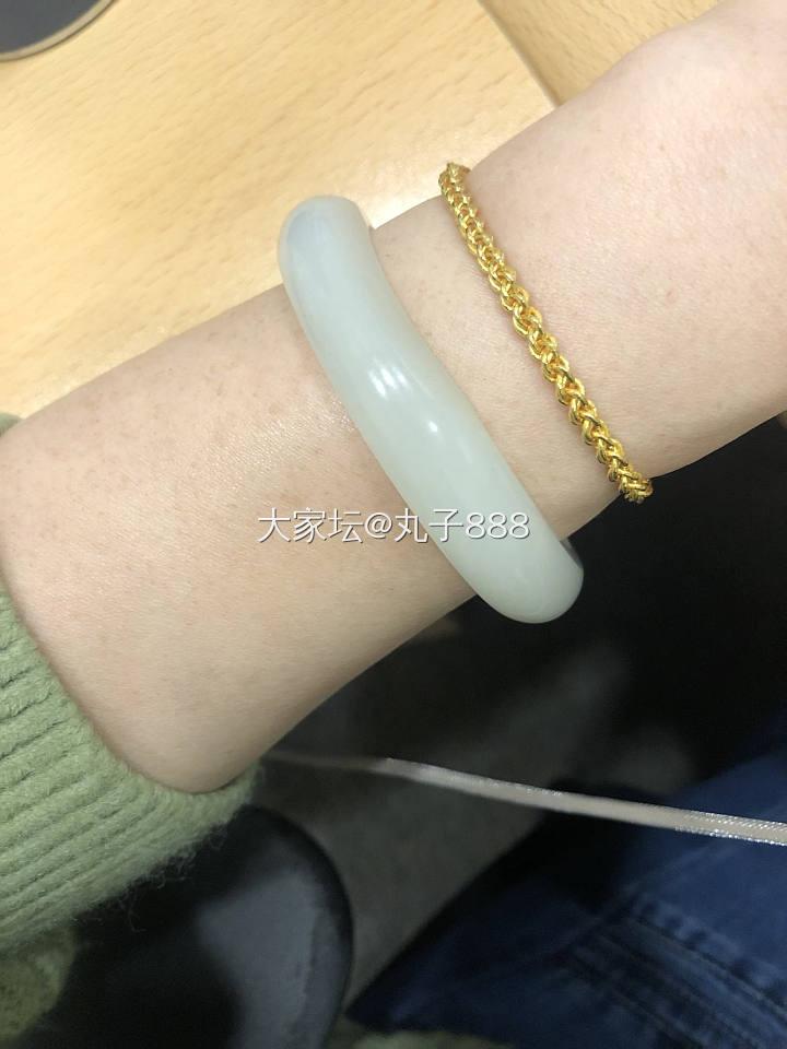 不会响的铃铛_手饰和田玉金