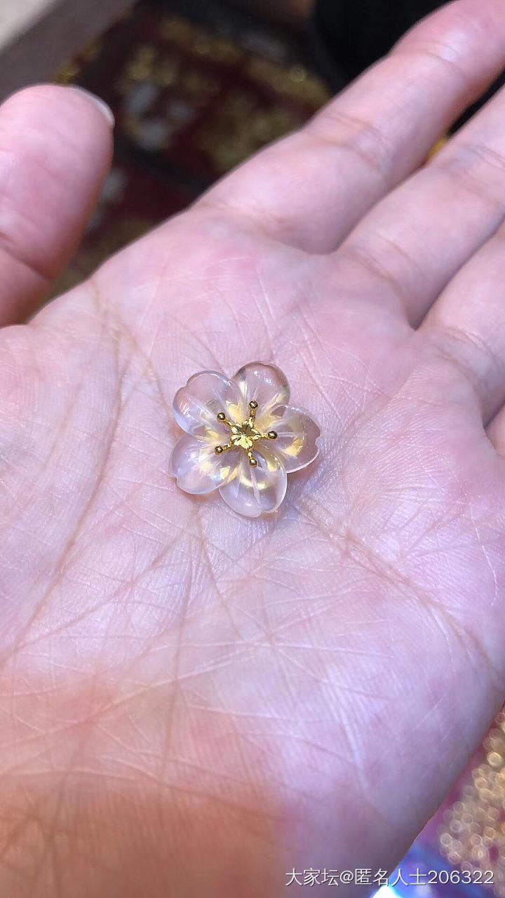 同款的樱花值得入吗?_首饰
