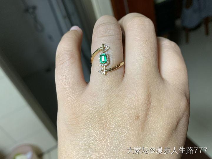 给戒指洗澡_翡翠