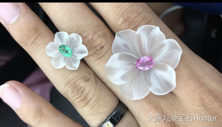 我也有小花花啦_名贵宝石