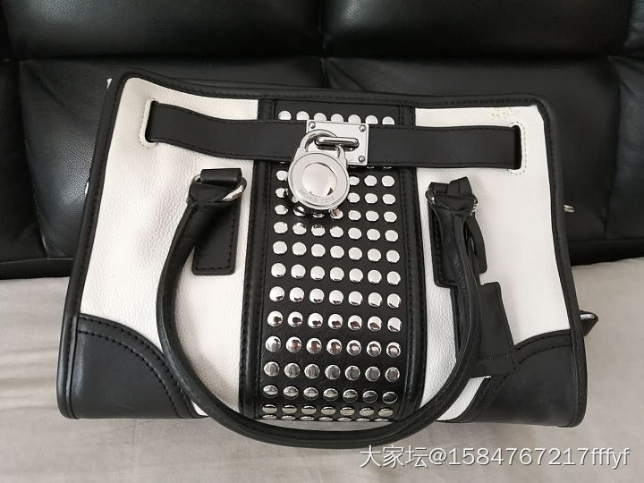 mk锁头包 柳钉 限量_品质生活