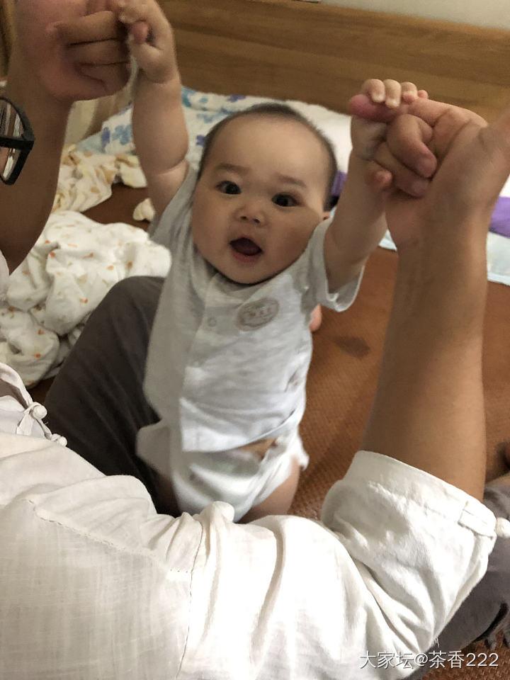 生个女儿真是要多幸福就有多幸福_婴儿育教亲子