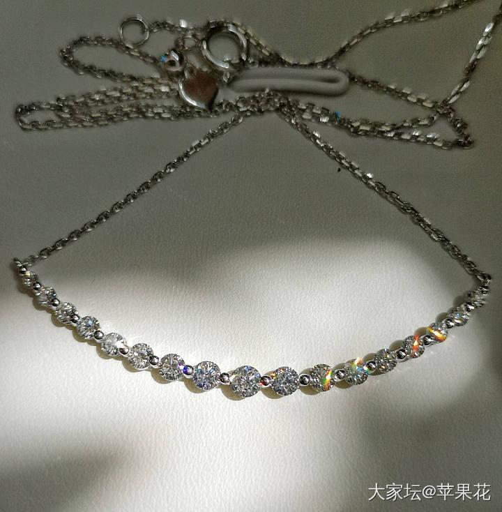 借旧贴发布宝石矿工钻石项链,老凤祥钻戒_首饰