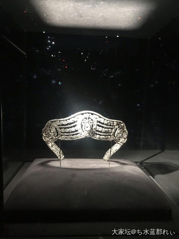 故宫里的珠宝盛宴_博物馆古董首饰翡翠