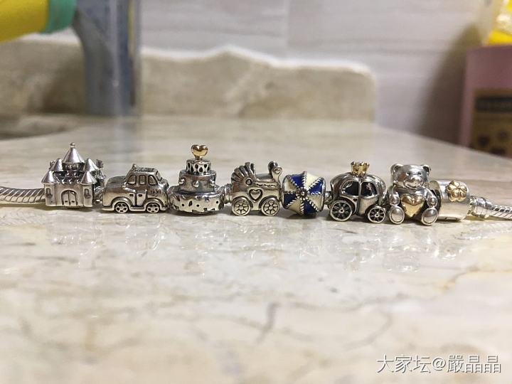 我的潘多拉之旅~_手鐲潘多拉925銀