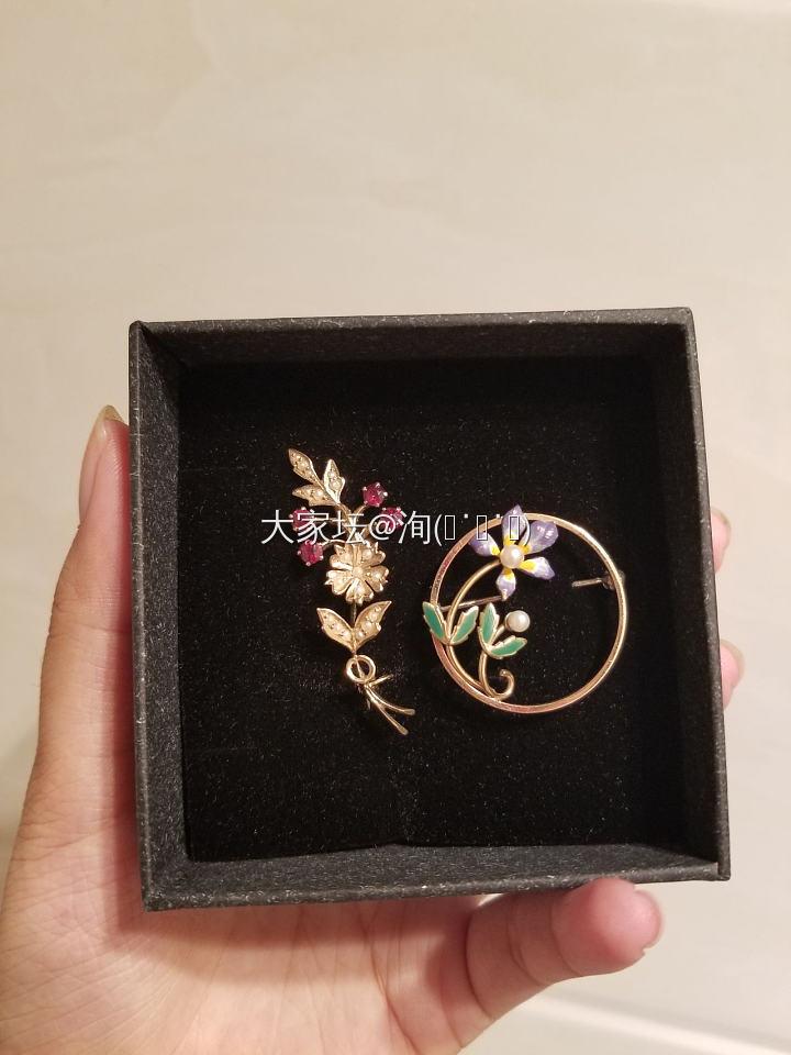 古董珠宝真的是有魅力的_古董首饰
