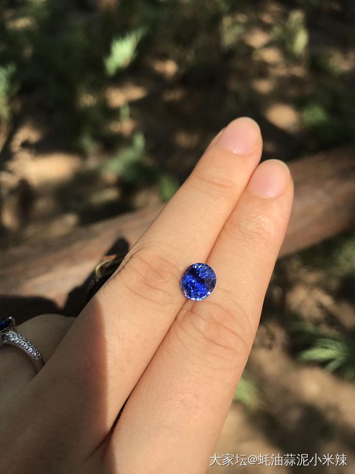 这是我今年最后一买了_蓝宝石名贵宝石