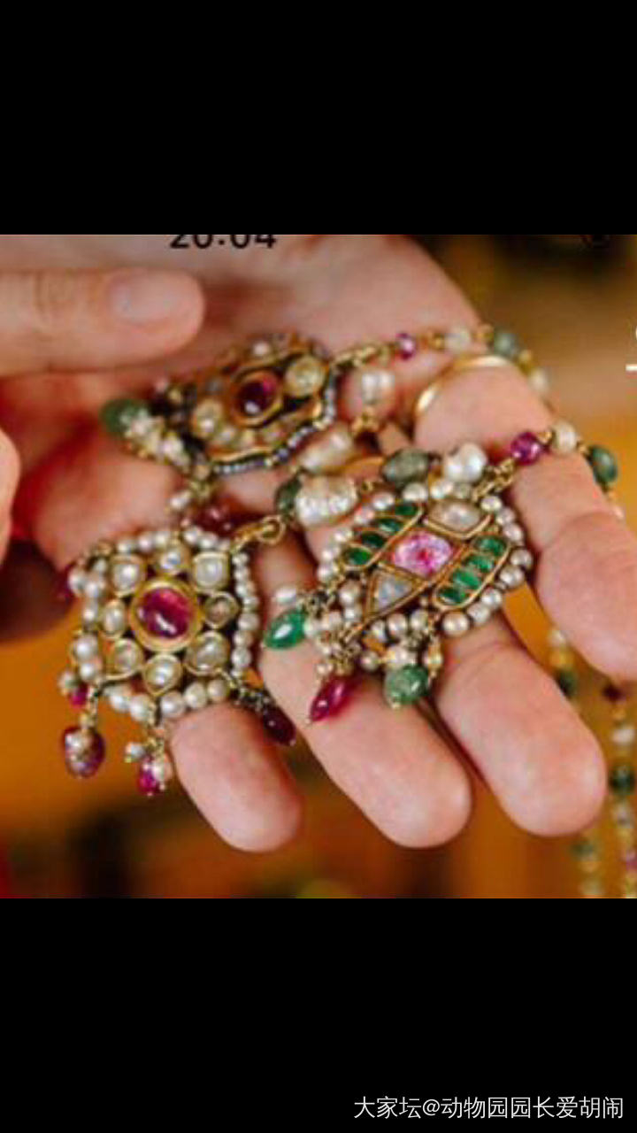 問你個問題,你每年花在珠寶上多少錢_首飾閑聊