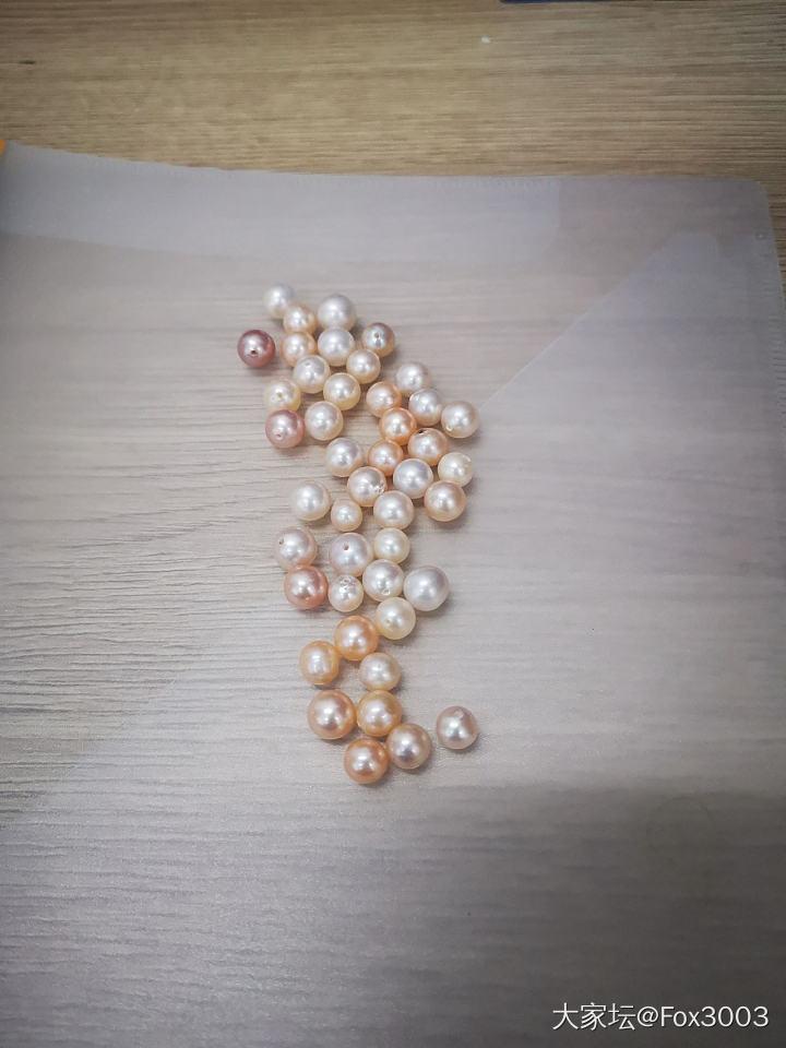 珍珠,水晶大仓出坑_有机宝石
