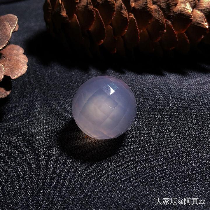 欣赏下阿拉善糖心玛瑙的美丽_铜器玉髓玛瑙