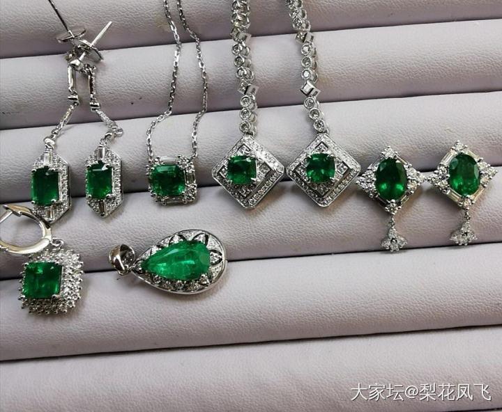 祖母绿和串串们_名贵万博体育manbetx官网