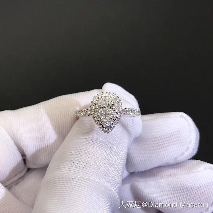 30分两圈围镶钻戒,G,VS2_钻石