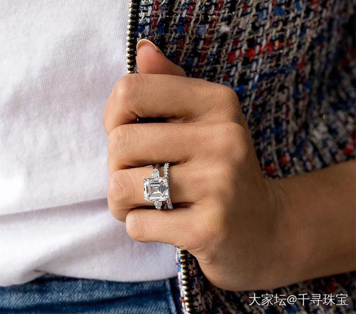 不会撞款的阿斯切钻石 50分现货小盒子更新_钻石千寻珠宝