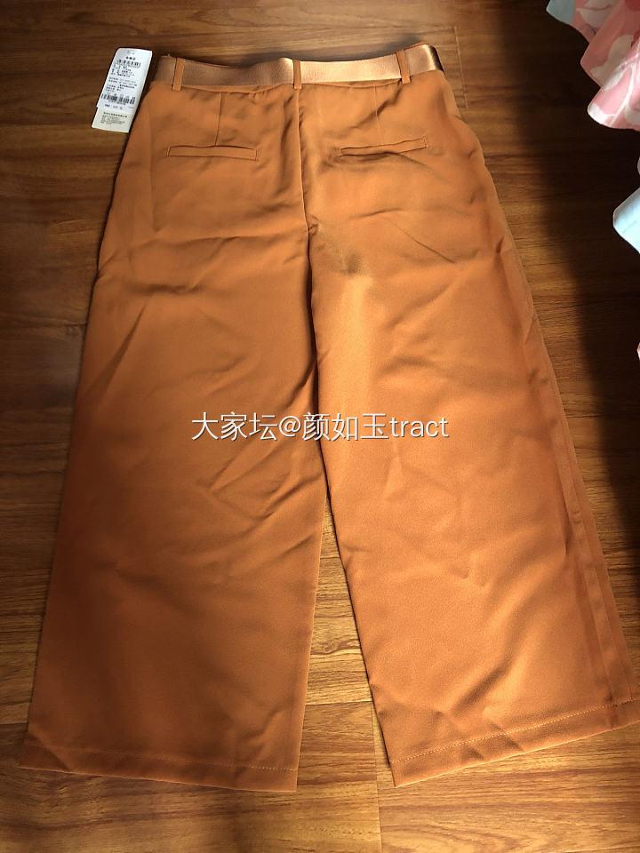 转全新品牌旗袍、裤子,羽绒(都是全新品牌货)_品味