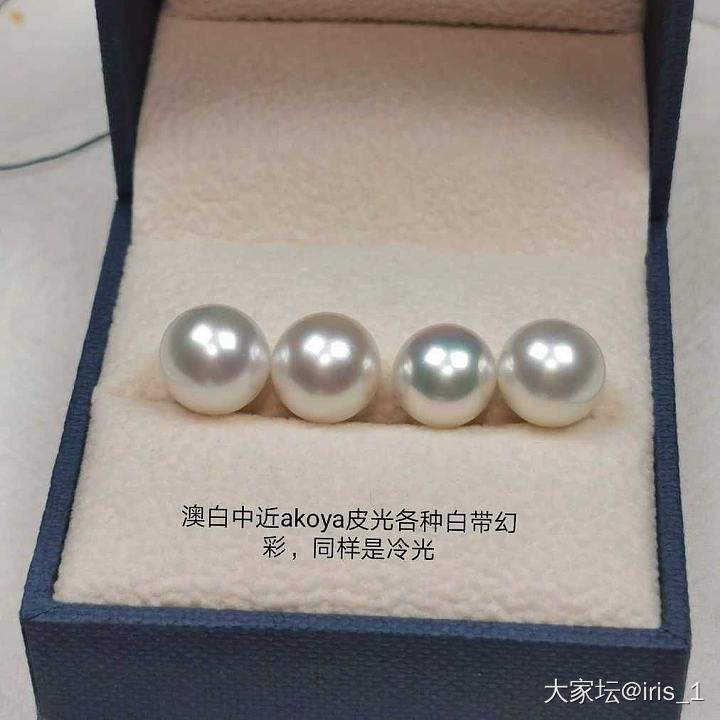 不同珍珠的比较_珍珠