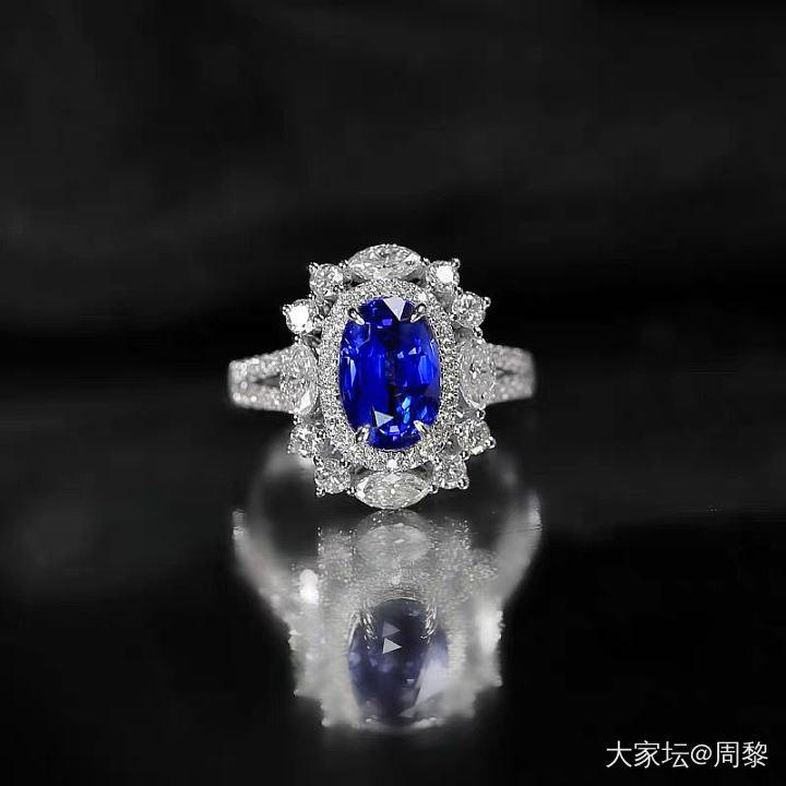 想款式,好焦慮_求款式藍寶石