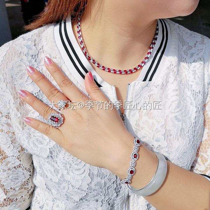 贵妇套装美女姐姐很喜欢_名贵宝石