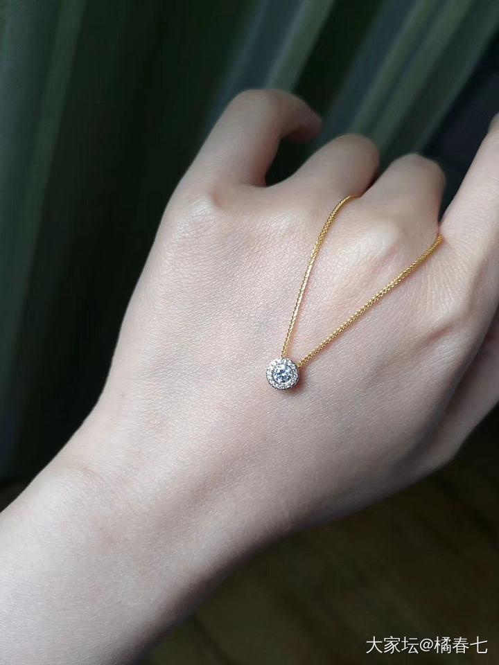 咪咪小的钻钻,值得改款吗?_钻石