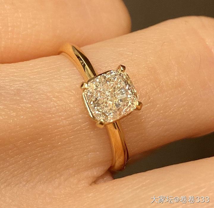 渣钻的春天 改款归来_项链戒指钻石