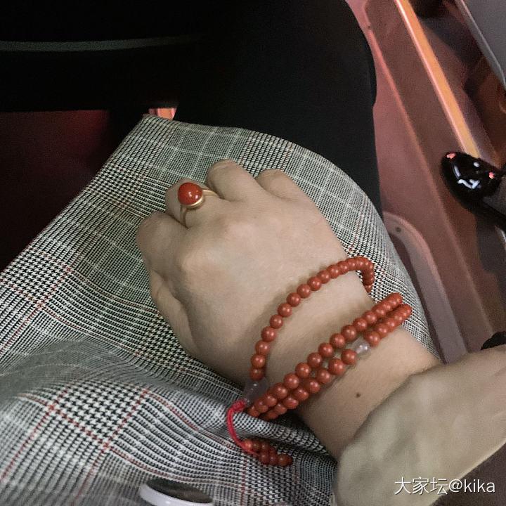 九口料_珠串南红