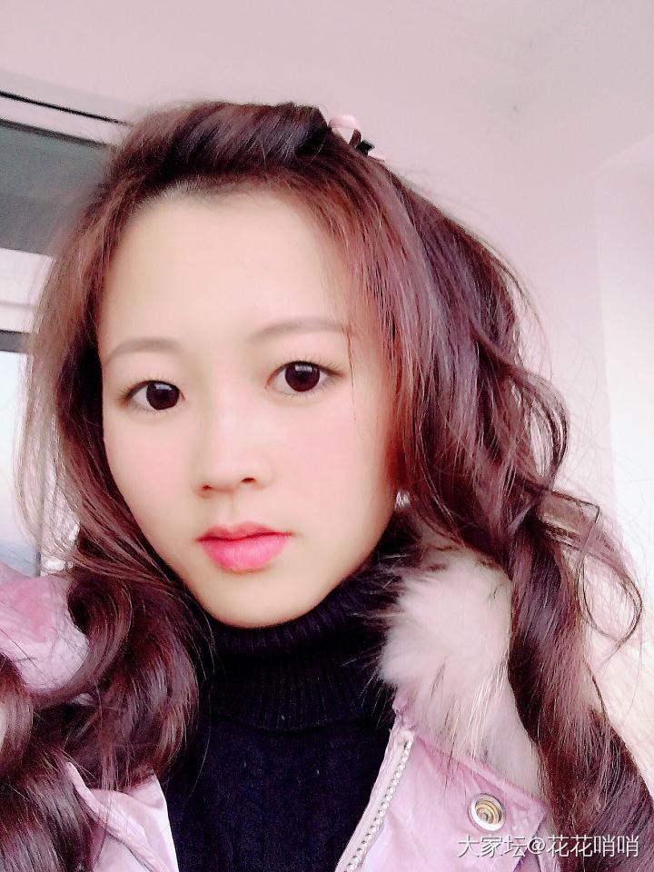 手残党不会化妆_坛友风采