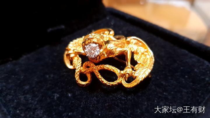 18K金钻石💎奇美拉_K金钻石
